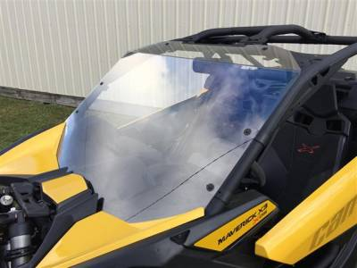 2018 Can-Am Maverick Trail Hard Coated Polycarbonte Windshield by EMP 13523