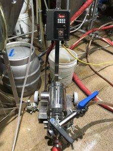 Brewhouse Variable Speed Pump