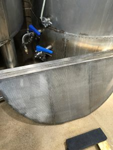 Brewhouse Mash Tun False Bottom