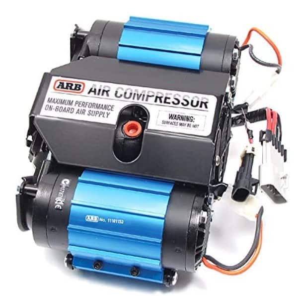 Off-Roading Air Compressors