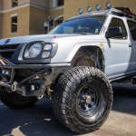 Nissan Xterra Overland Build With 35 Inch Tires And Lift Pics And Spec List