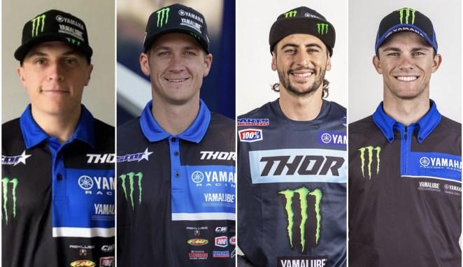 AMA Supercross: Martin, Craig, Ferrandis e Plessinger na Star Racing Yamaha  em 2021 - Portal MX Brasil