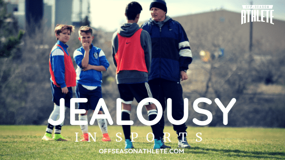 How to help your teen athlete deal with jealousy in sports.