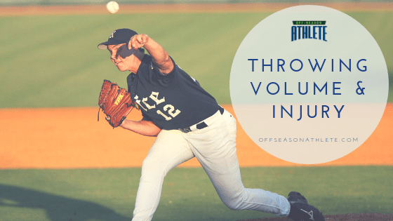 Throwing volume is closely tied to risk of injury in youth baseball players. Learn what most parents don't know and help you athlete avoid injury.