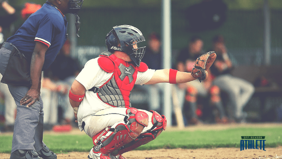 Pitchers should not also be catchers in youth baseball. Doing so greatly increases their risk for shoulder injury.