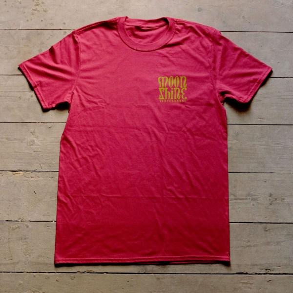 Moonshine Tony Gale T Shirt Front