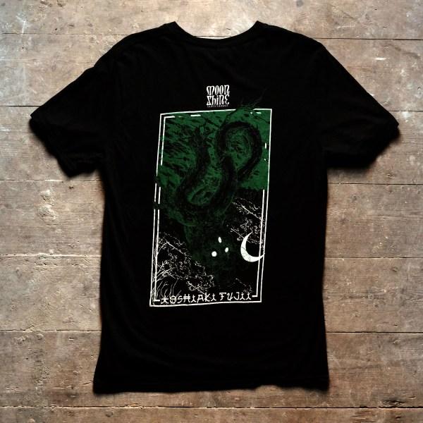Moonshine Toshiaki Fujii Shirt Back