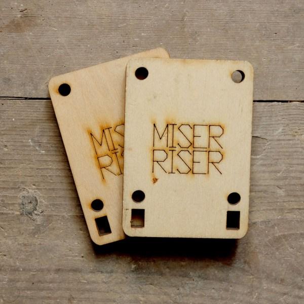 Miser Risers 6mm