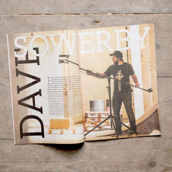 Dope Zine Winter 2018 Dave Sowerby