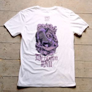 Denham Hill T Shirt Back