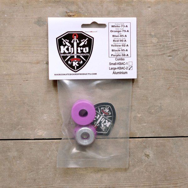 Khiro KBAC2 Bushings 97a Pack