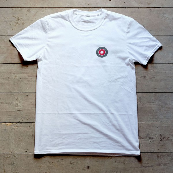 Offset T Shirt Front