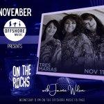 EP8: On The Rocks with Jamie Wilson – Tres Marias