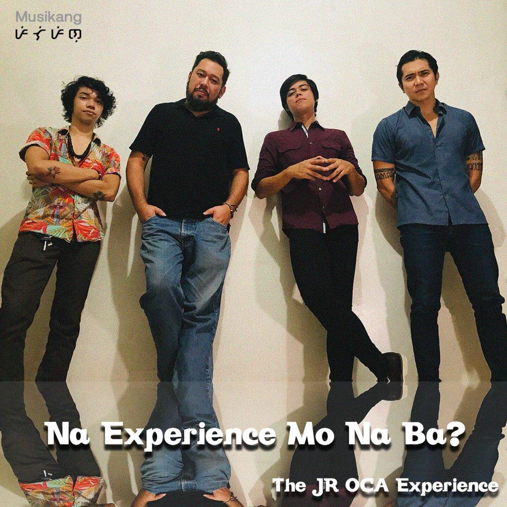 Na-Experience Mo Na Ba? EP Release by Jr Oca Experience (J.O.E.)