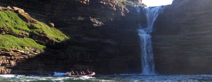 Waterfall Bluff Transkei