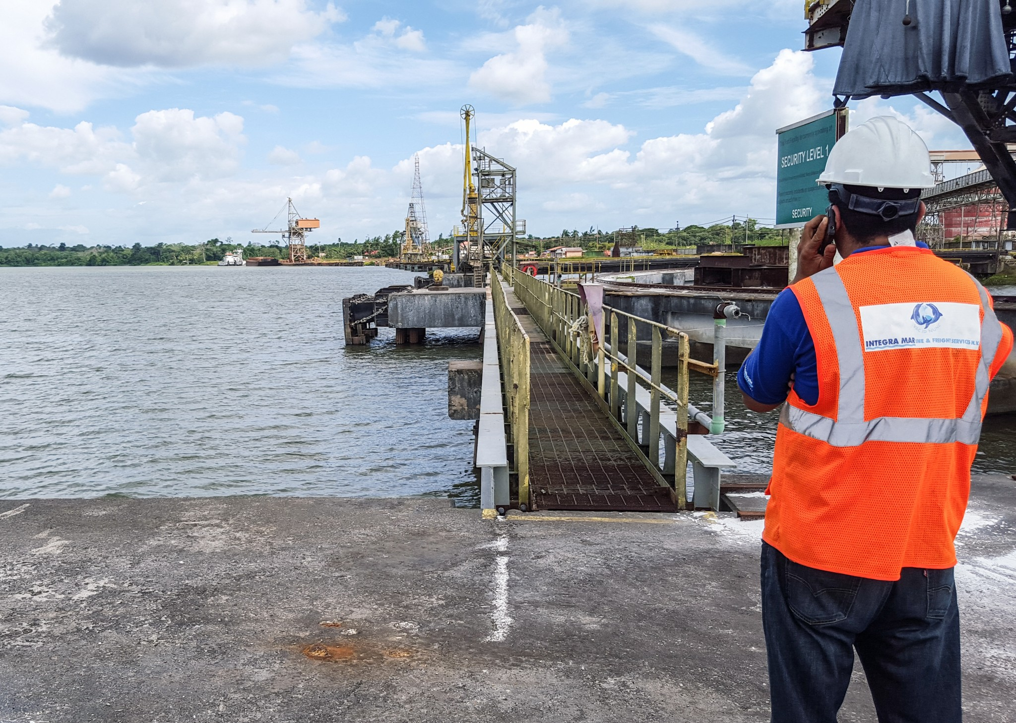 Suriname - Offshore Support Base