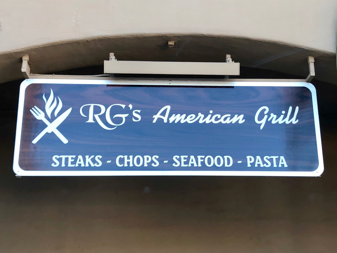 RG's American Grill