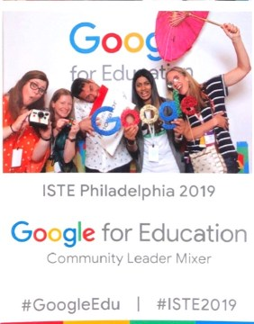 #LON19 innovators at ISTE