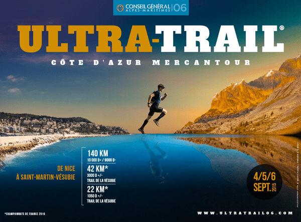 Ultra Trail Côte d'Azur Mercantour Here We Go!