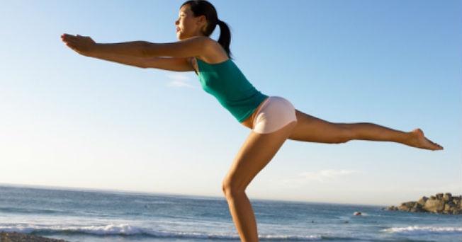 Treinar a postura e o equilíbrio