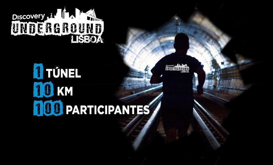 Discovery Underground Lisboa