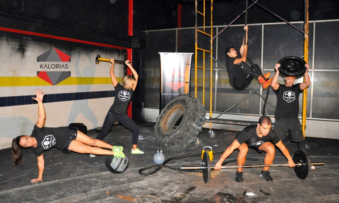 Cross Training na Crossbox LAV