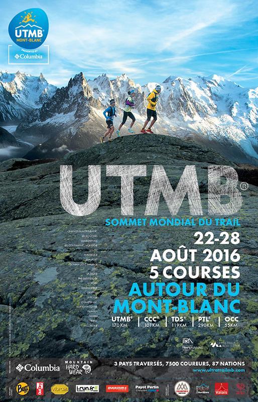 Poster UTMB