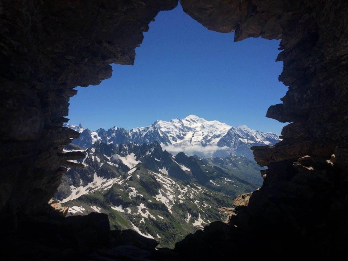 Portugueses pelo Mont Blanc