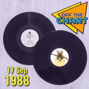 Off The Chart: Saturday 17 September 1988