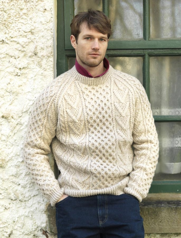 What To Wear This Fall Irish Sweaters Off The Cuff