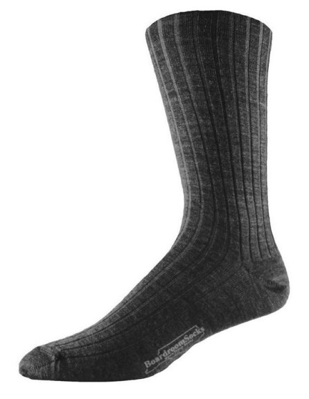 Boardroom Socks Grey