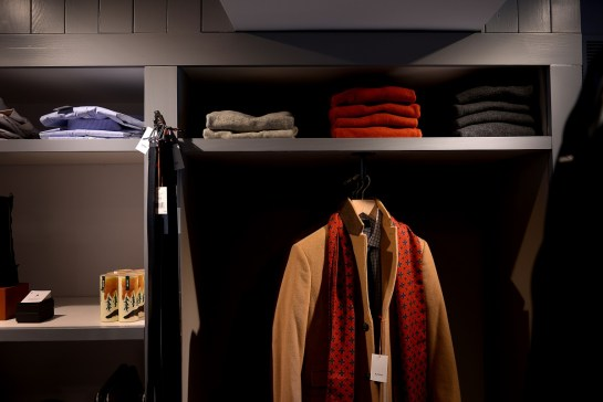 Jack Spade_Polo Coat