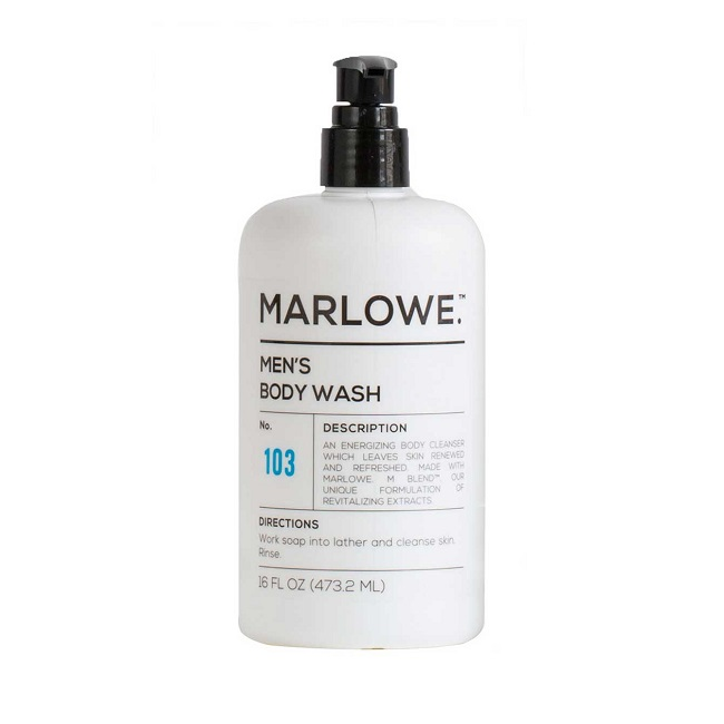 Marlowe Men's Body Wash