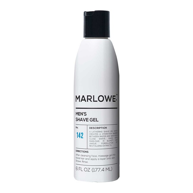 Marlowe Men's Shave Gel