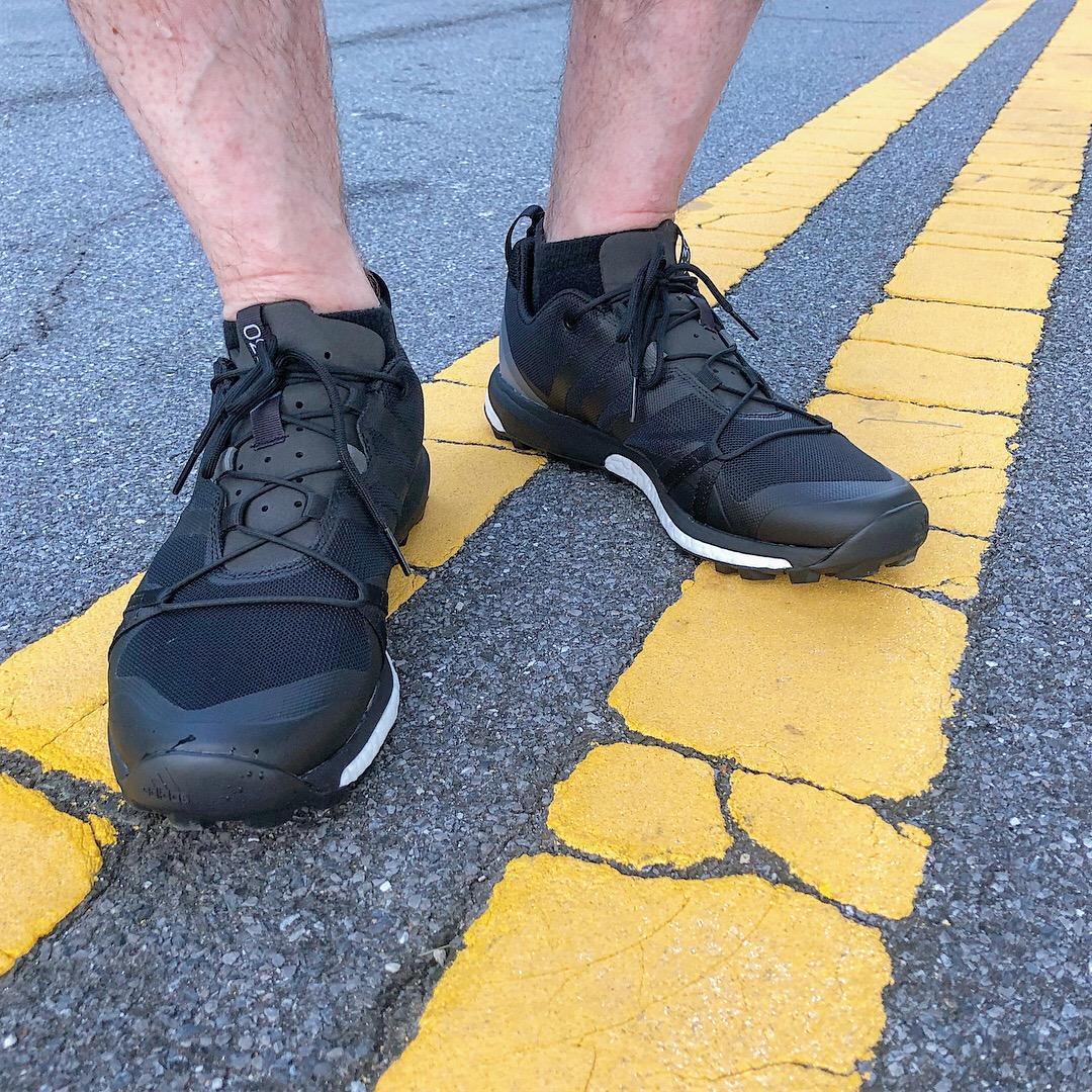 Jabón Ambigüedad Dar a luz  Adidas Terrex Agravic Trail Runners – Off the Cuff