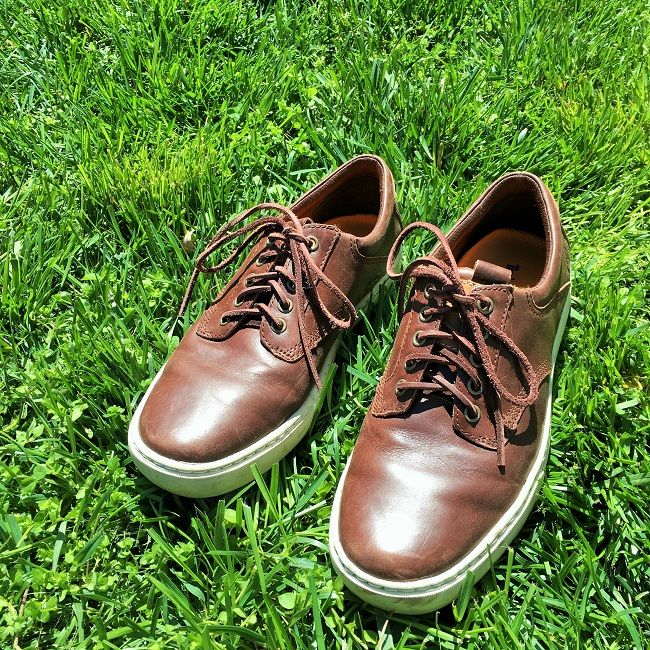 Timberland Leather Sneakers_2