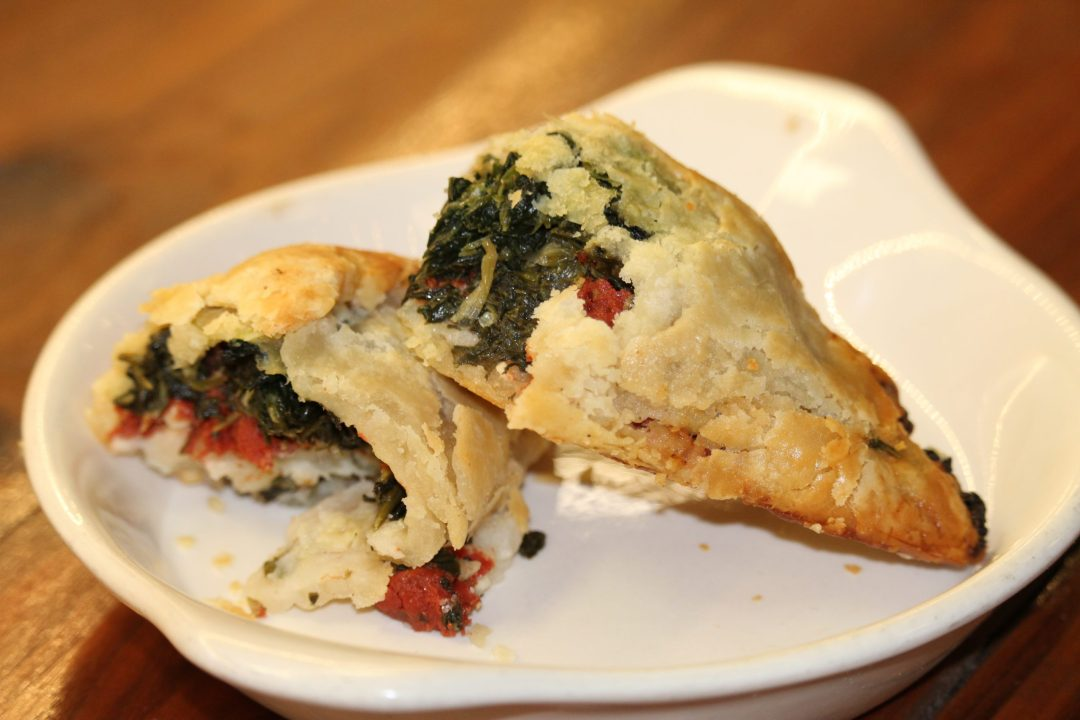 savory hand pie from Victoria Pie Co