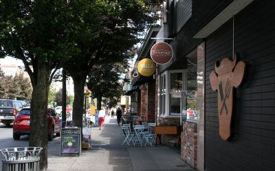 Eat Blanshard Street Guide