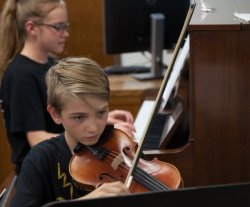 Visiting The Chamber Music Academy