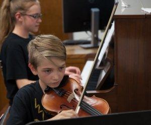 OtHA Chamber Music Academy Sept. 2017