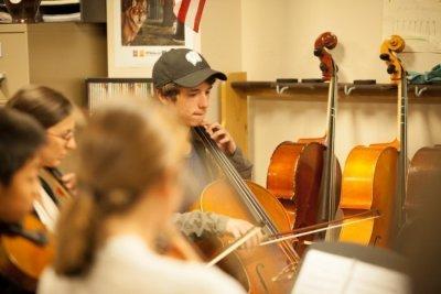 Chamber Music Academy - September 2017