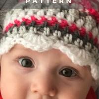 How To Create a Colorful Newborn Cloche Hat