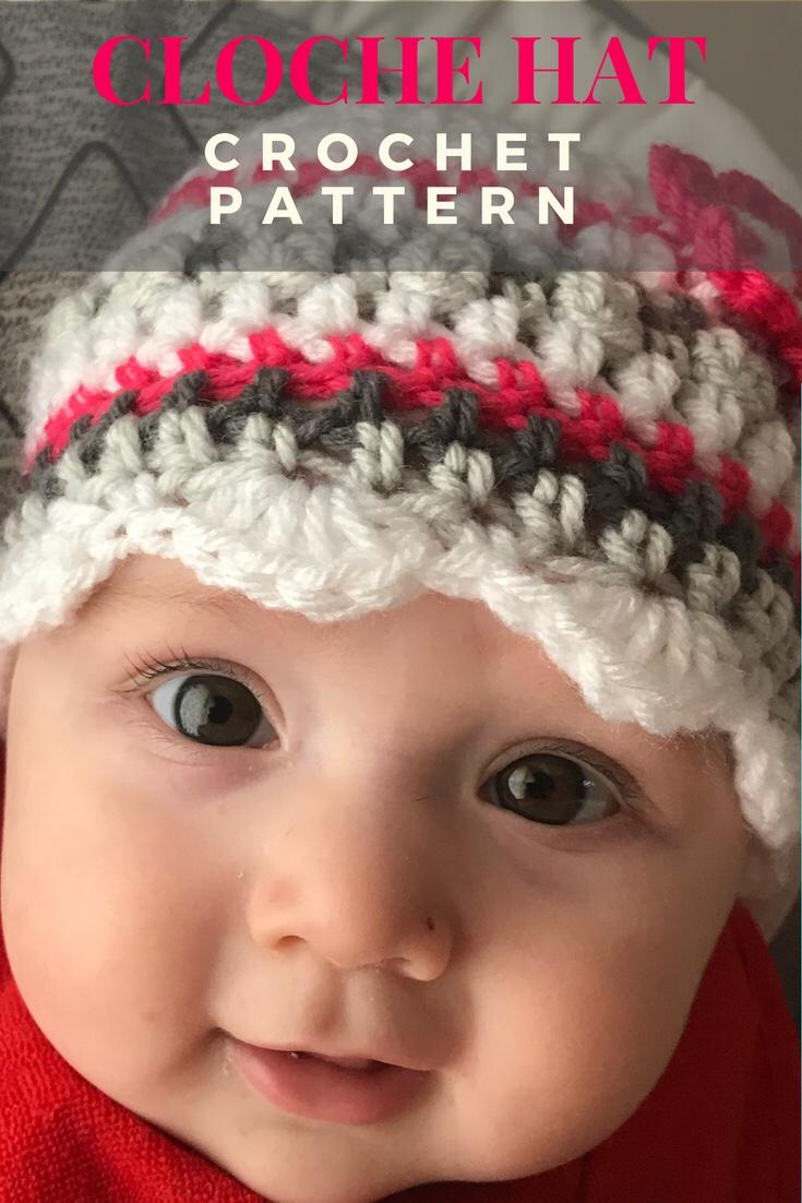 Baby Cloche Hat