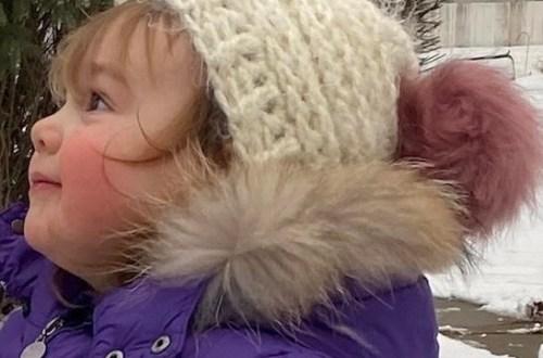 Me & Mama Snow Bunny Hats