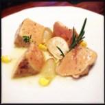 Foie gras...delicious!