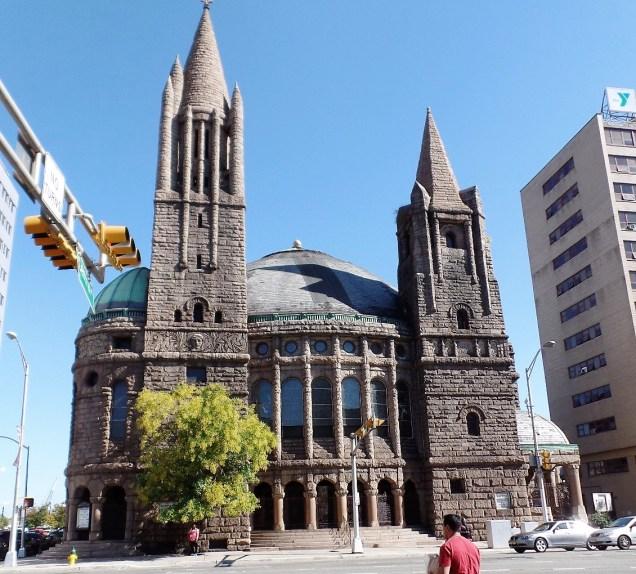 Church on Broad Street