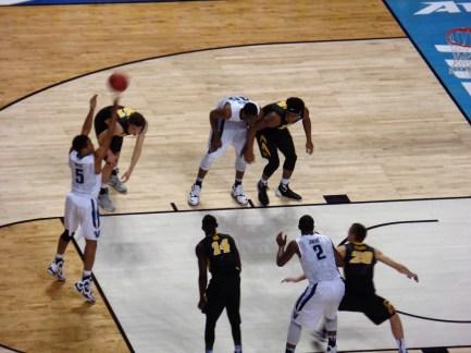 Notre Dame vs. Stephen F. Austin