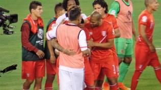Peru after loss