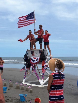 Stone Harbor lifeguards