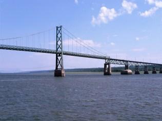 Quebec City bridge